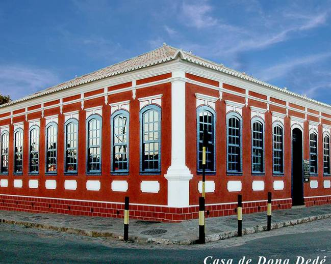 "Memorial de Guanambi: ""Casa de Dona Dedé"""