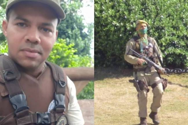 'Não entrei na polícia para prender pai de família', disse policial Wesley Góes, morto a tiros após 'surto'