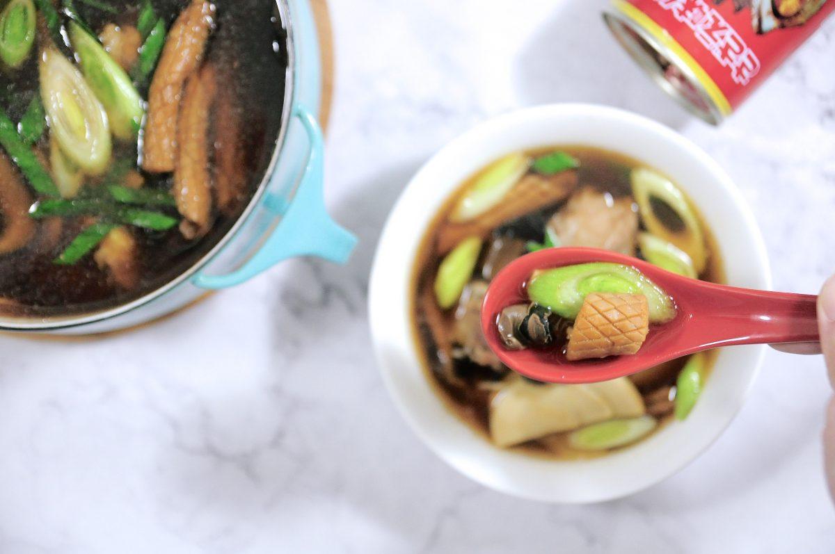 正台菜:魷魚螺肉蒜