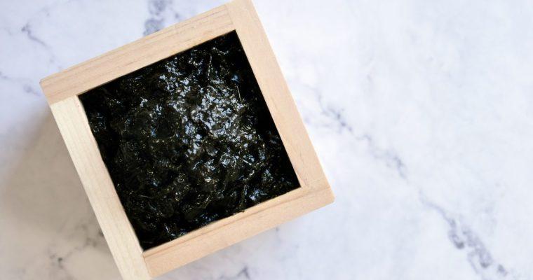 自製海苔醬(海苔の佃煮)