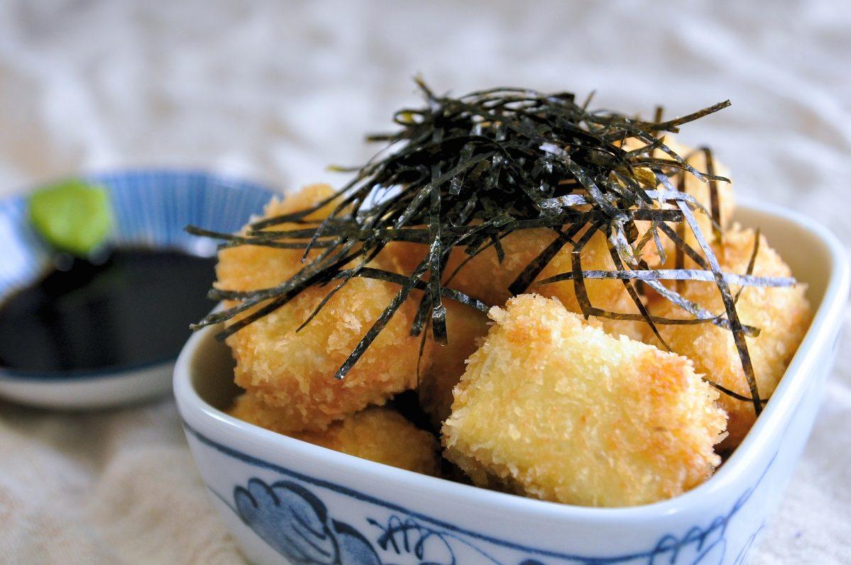 和風黃金炸豆腐(揚出豆腐)