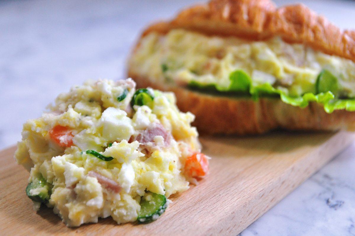 雞蛋馬鈴薯沙拉(洋芋沙拉)