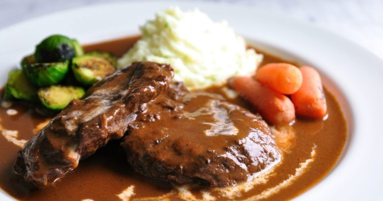 法式燉牛肉 & 快速版牛肉醬汁