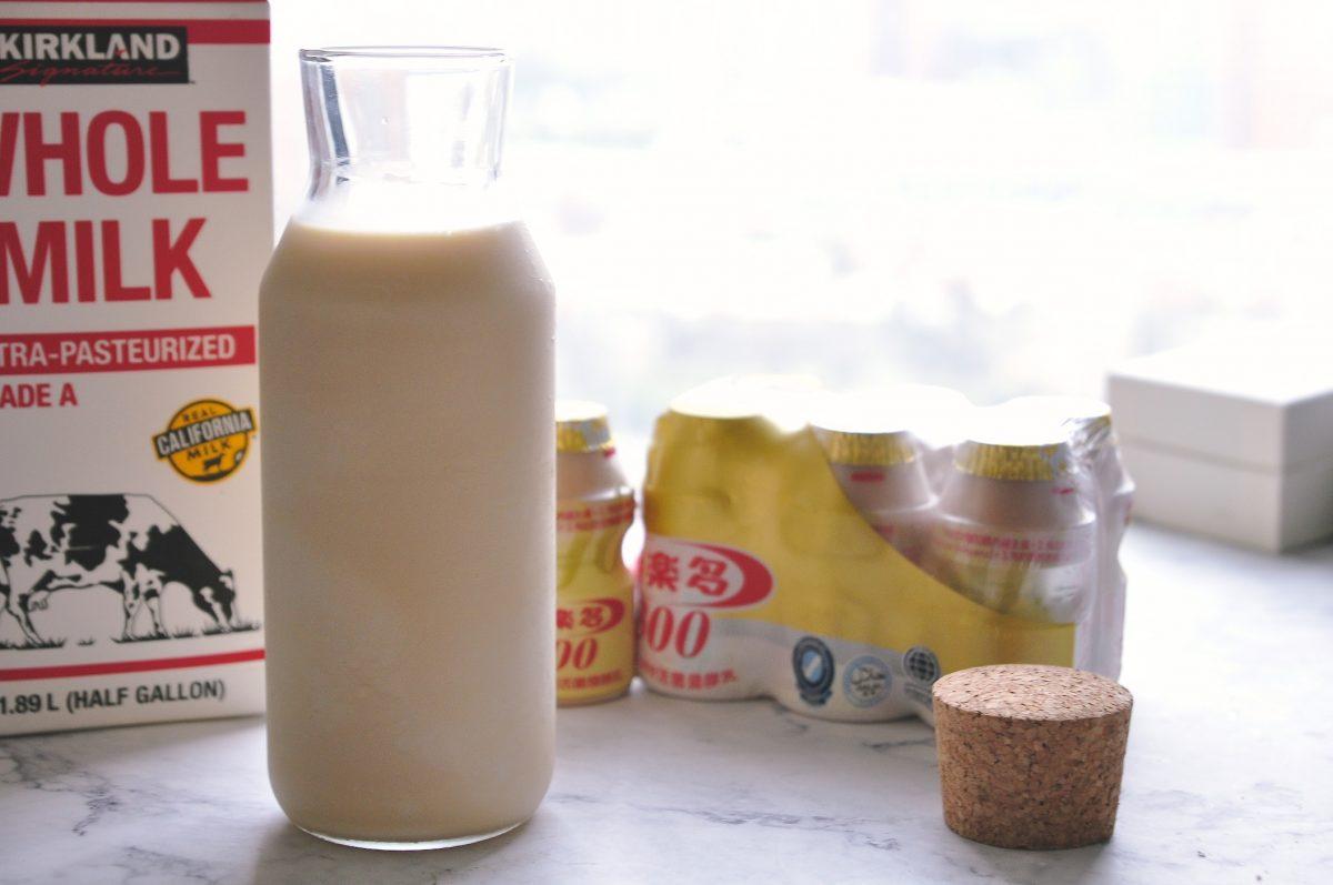 【飲品】牛奶多多