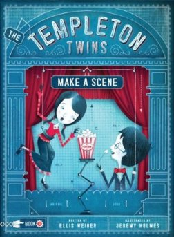 The Templeton Twins Make a Scene