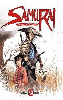 Samurai, Vol. 1-4