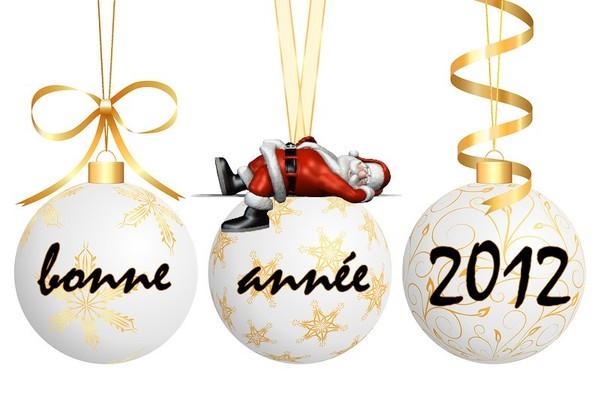 bonne annee 2012,crea