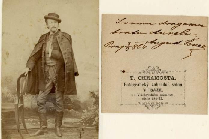 August Šenoa će, povodom 180. godišnjice rođenja, dobiti spomen-ploču u Pragu