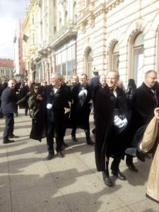 U Zagrebu se okupio više od 300 vitezova Reda svetog Jurja, među njima i potomci Habsburgovaca