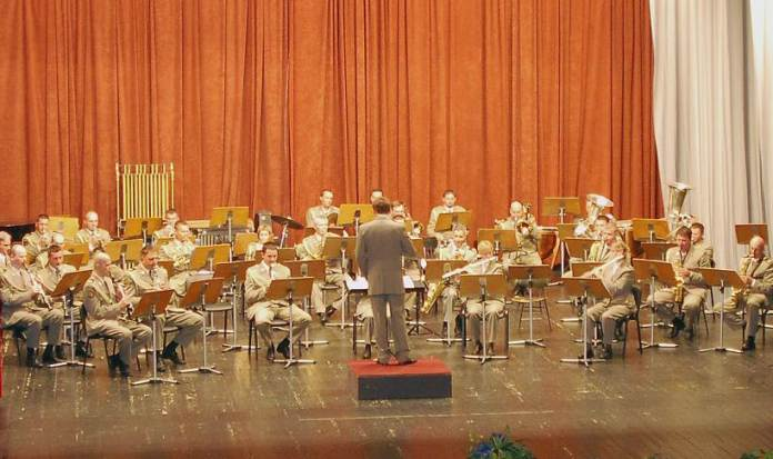 Simfonijski puhački orkestar OS RH
