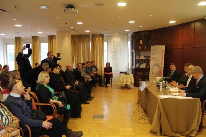 U Napretkovom kulturnom centru predstavljen je Hrvatski narodni godišnjak za 2019. godinu