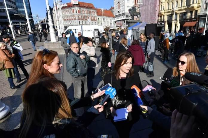 U središtu Zagreba počelo snimanje Netflixove serijeMedical police / Martina Bienenfeld
