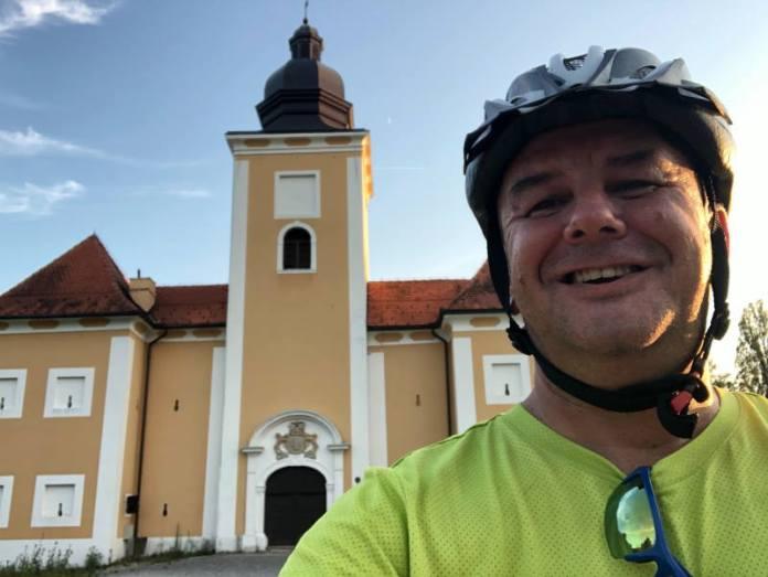 Biciklistička potraga za vješticama 10 km od Novog Zagreba - stari grad Lukavec