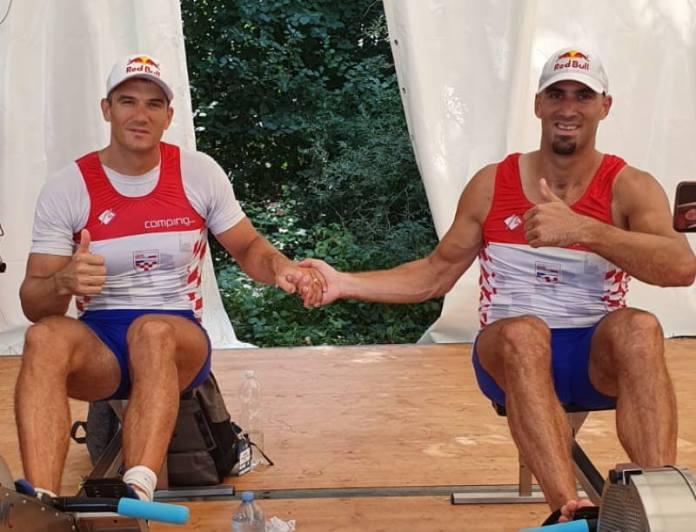 Braća Sinković na Svjetskom prvenstvu osigurali nastup u četvrtfinalu [VIDEO]