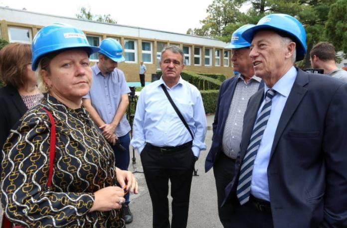Energetski se obnavlja Dom zdravlja u Zaprešiću, riječ je o investiciji od 4,7 milijuna kuna