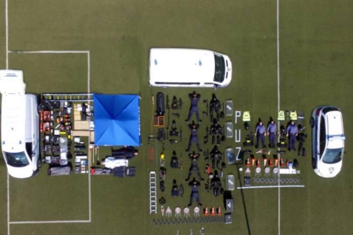 TETRIS CHALLENGE: Pogledajte kako je zagrebačka policija odgovorila na izazov vatrogasaca