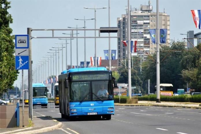 ZET - autobus - autobusna linija 607