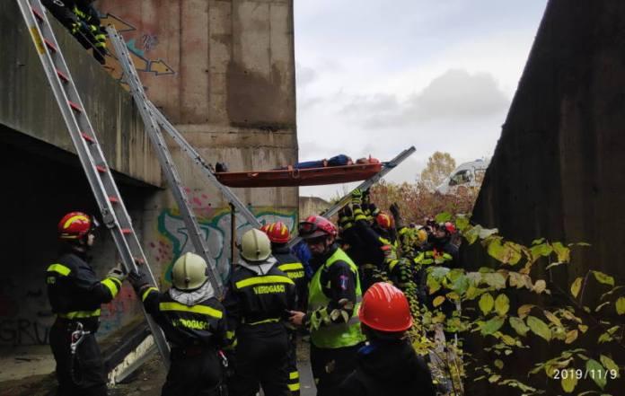 SAVA 2019: Specijalističke postrojbe pokazale što bi poduzele kad bi Zagreb pogodio veliki potres [FOTO]