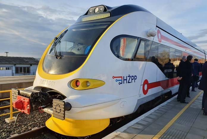 Od 12,2 km prve pruge sagrađene nakon 52 godine, gotovo 7,7 km prolazi kroz Zagrebačku županija