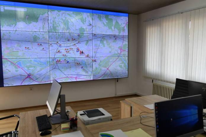 MODERNIZACIJA: Računalni sustav nadzire kretanje kamiona Čistoće i stanje u spremnicima otpada