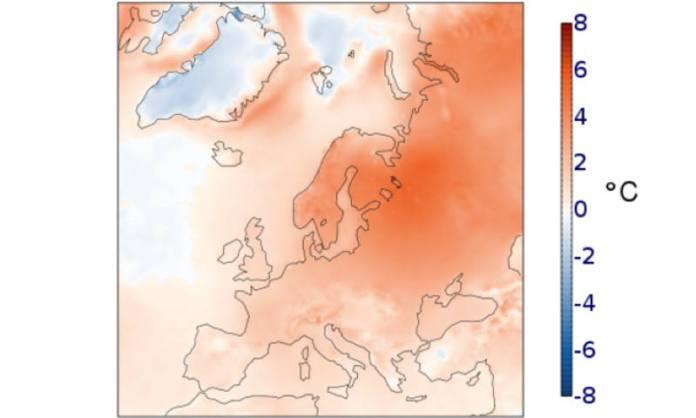 KLIMATSKI REKORDI: Zimska sezona 2019./2020. daleko najtoplija ikad zabilježena u Europi
