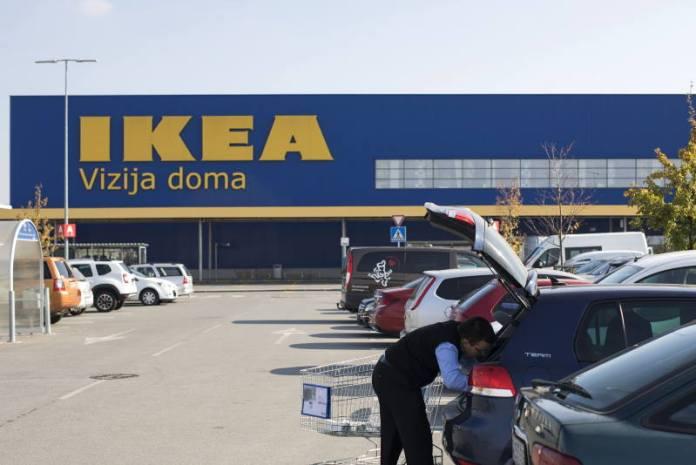 Robna kuća IKEA Zagreb ponovo otvorena, restoran i dječja igraonica čekaju bolja vremena