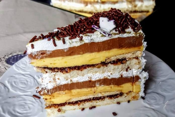 MONTE TORTA: Prefinog okusa, idealna za rođendane i obiteljska druženja