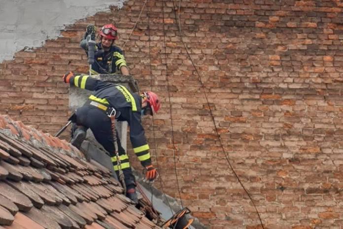 """ZAGREBAČKI VATROGASCI: """"Od potresa su prošla 52 dana, a mi danas odrađujemo 5000. intervenciju!"""""""