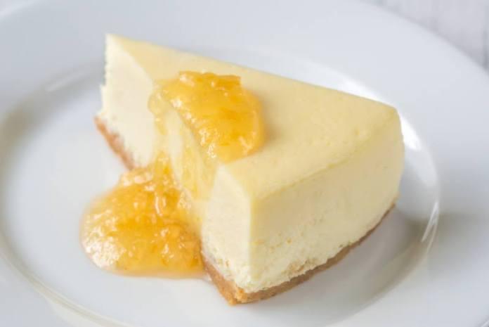 Cheesecake s limunom
