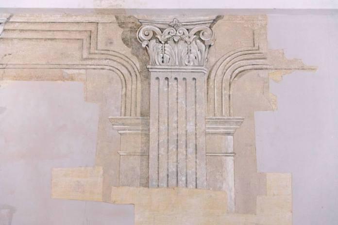 Radovi na sanaciji HGZ-a otkrili senzacionalne povijesne oslike na zidovima
