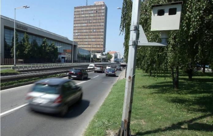 Kamere za nadzor brzine