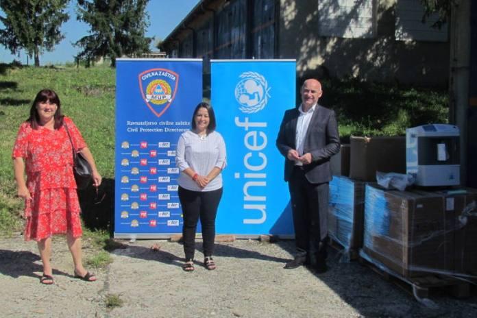 Unicef donirao Hrvatskoj 10 uređaja za liječenje pacijenata s težim simptomima zaraze koronavirusom