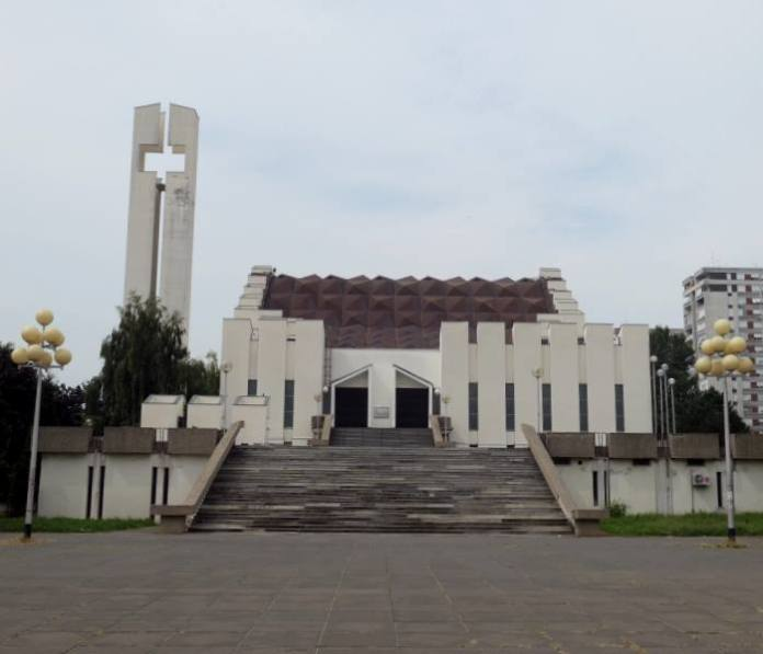 Crkva Svetog Križa u Sigetu