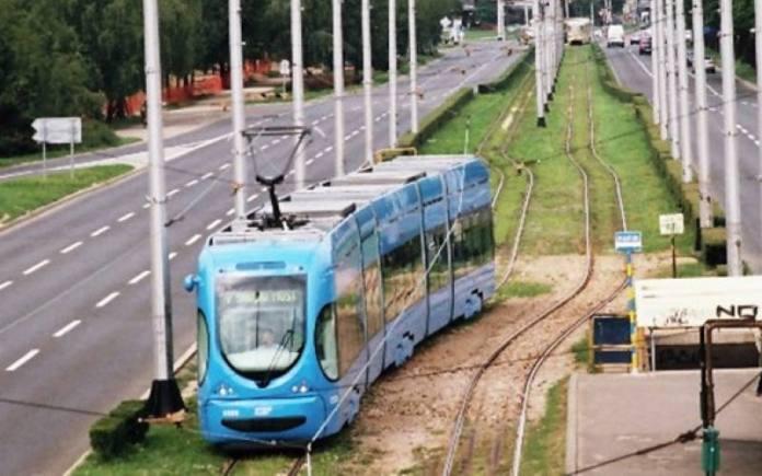 Tramvaj - Držićeva