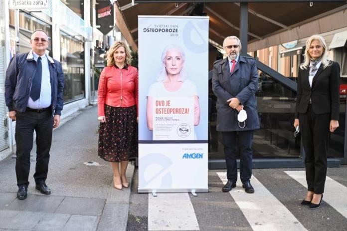 Lom bedrene kosti je 10. uzrok smrti kod žena u Hrvatskoj, a krivac je osteoporoza