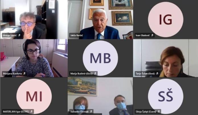 HAZU održao videokonferenciju o zaštiti investicija u Europskoj uniji