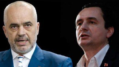 Photo of Rama flet për 'Bashkimin Kombëtar' dhe betohet se do heqë kufirin Shqipëri Kosovë