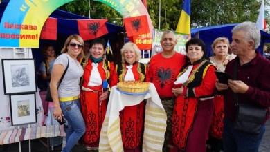 Photo of Tradita shqiptare prezantohet në Ukrainë
