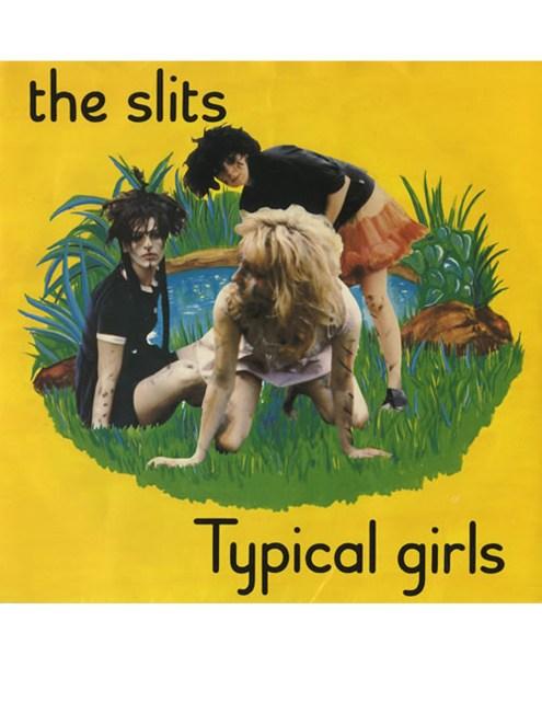 the slits copy