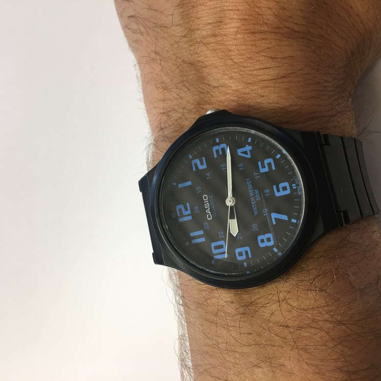 Relative Luxury: My $10 Watch