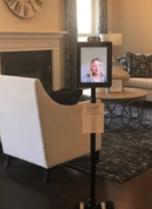 """It's Like A Segway With An iPad"" - Robo Realtors Invade Tennessee Housing Market"