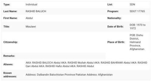 """Global Terrorist"" Released In US-Brokered Taliban-India Prisoner-Swap"