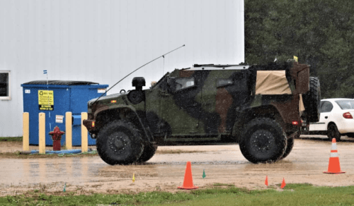 Army Test Drives New Combat Vehicle That Is Replacing The Humvee