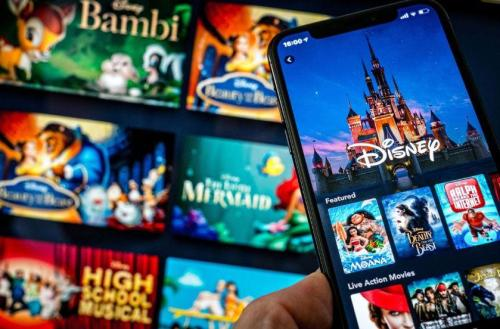 As Streaming Wars Heat Up, Disney Bans Netflix Ads From Its Channels
