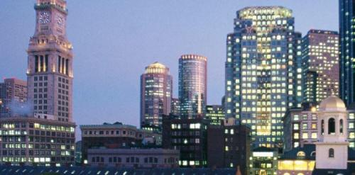 Boston's Commercial Real-Estate Market Hints At Looming Recession