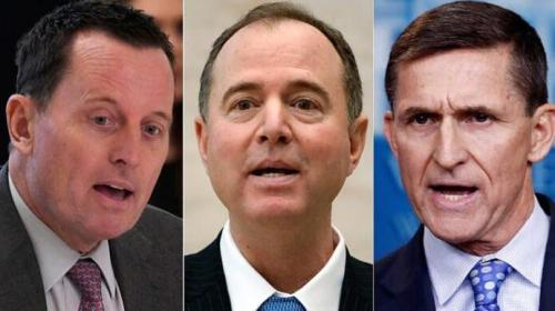 Adam Schiff Asks DNI To Declassify Flynn's Phone Calls With Russians