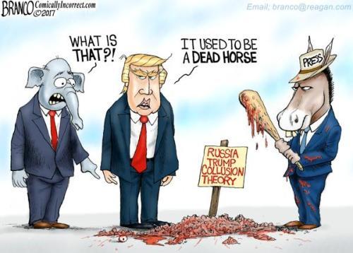 CJ Hopkins: Trumpenstein Must Be Destroyed!