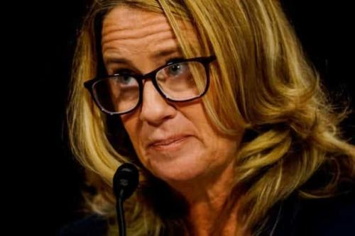 Christine Blasey Ford's Father Supported Kavanaugh
