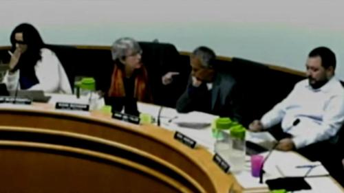 Watch City Diversity Meeting Erupt In Chaos As White MalesBanned From Speaking