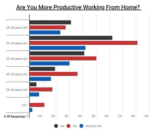 Половина американских рабочих будут работать из дома навсегда 4